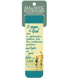 Magnetic Bookmarks (Sets of 6)